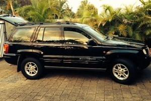 Awesome Jeep Grand Cherokee Limited 4x4 Automatic Near NEW Motor Great Cond in Scarborough, QLD