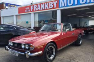 Triumph Stag Auto 3.5 Photo