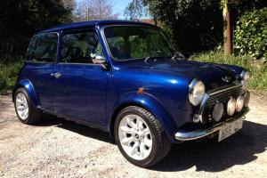 1999 Rover Mini Cooper Sport. Exceptional. 11k from new.