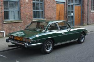 1976 Triumph Stag 3.0V8 Mk2 - Brooklands Green - Superb looking car