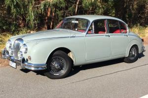 Daimler 2 5 Litre 1964 4D Sedan 3 SP Automatic 2 5L Carb in Chelsea, VIC