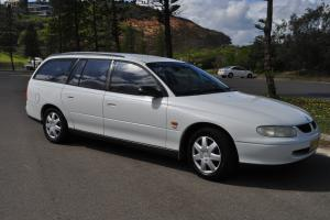 Holden Commodore Executive 1998 4D Wagon 4 SP Automatic 3 8L Multi Point in Charlestown, NSW