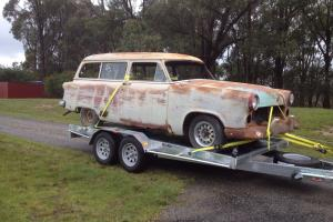 Rare 1952 Ford 2 Door Ranch Wagon in Dromana, VIC