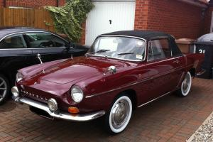 1968 Renault Caravelle - Fully Restored. Softtop and Hardtop included.