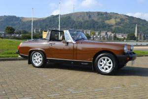 MG MIDGET 1500 *ONLY 43410 MILES, 12 MONTHS MOT, 2 PREVIOUS OWNERS, *A MUST SEE*