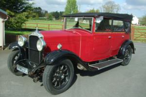 1929 Humber 16/50 Tourer Photo