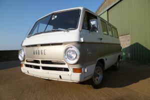 Dodge A100 van Custom Sportsman 1966, Camper, Hot Rod, V8 muscle van , vw bus for Sale