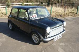 2000 Rover Mini Seven in Black