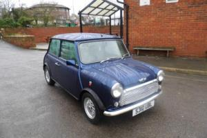 1999 Rover Mini Balmoral in Blue