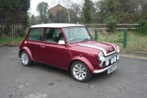 1999 Rover Mini Cooper Sportspack in Nightfire Red Photo