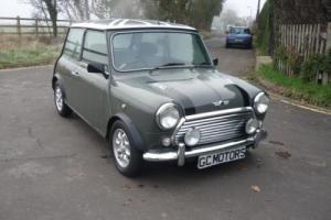 1997 Rover Mini Cooper in rare Yukon Grey