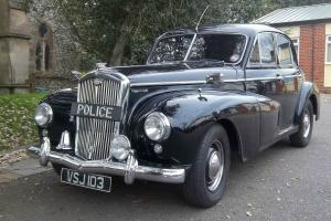 Wolseley 6/80 Photo