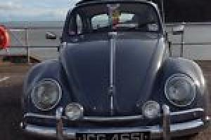 1972 VW Beetle - Sliding Rag Top - Tax Exempt - Beautiful Condition Throughout.