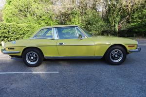 Triumph Stag 3.0 V8 Auto Photo