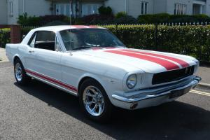 Ford Mustang V8 Auto 1966 Coupe
