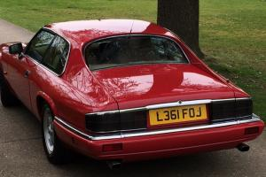 1993 JAGUAR XJS XJ-S 6.0 LITRE 85000 MILES FULL HISTORY Photo