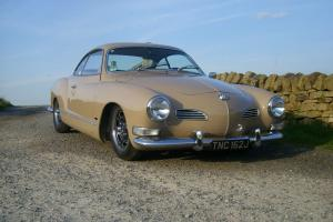 VW Volkswagen Karmann Ghia Coupe 1971 1914cc Engine - Restored