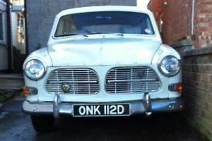 1966 Volvo Amazon Station Wagon Estate Classic Car *** Tax & MOT ***