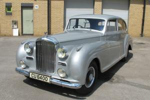 Bentley R Type By Jame Young 1953