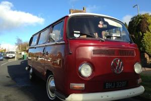 VW Campervan Early Bay 1968 - ready to go camping this summer