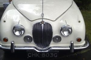 jaguar Mk 2 all matching numbers lots of paperwork