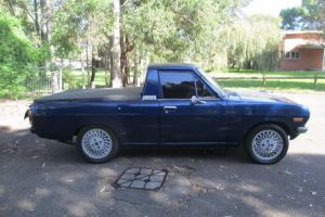 Datsun 1200 1985 UTE 4 SP Manual 1 2L Carb Seats