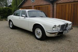 Jaguar XJ6-LWB-Series 2
