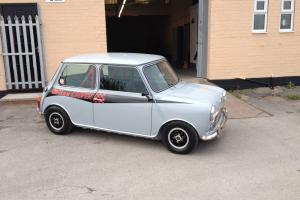 1980 MINI 1000 60s style BRAND NEW SHOW CAR IN THIS MONTHS MINI MAG, MINT COND