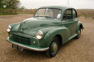 Morris Minor Series II with 1098cc