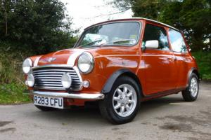Rover Mini Cooper On Just 16000 Miles From New