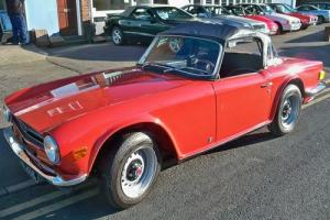 1973 Triumph TR6 TAX EXEMPT