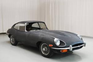 Jaguar E type 1969 4.2L fhc, fantastic rust free project, matching numbers!!! Photo