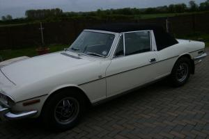 TRIUMPH STAG V8 1974 Photo