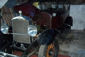 1929 Studebaker Dictator Straight 8, mot and tax exempt and in running order