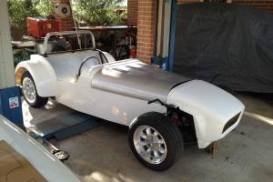 Amaroo Clubman NEW KIT Never Assembled Lotus Westfield Super 7 Fraser in Glenhaven, NSW Photo