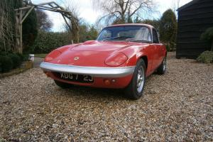 LOTUS ELAN S4 SE 1971 # - NEEDS A LITTLE TLC - #