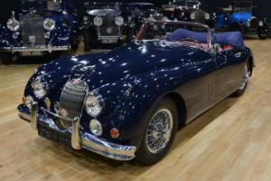1959 Jaguar XK 150 DHC to S Spec LHD Photo