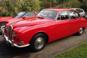 JAGUAR S TYPE 1966 1 OWNER 55000 MILES