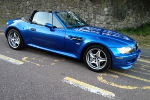 1998 R BMW M Roadster 3.2 325 bhp E36 Very Rare Car Z3 ZM Convertible MANUAL