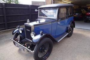 MORRIS MINOR SALOON Classic 1929 in Excellent Condition