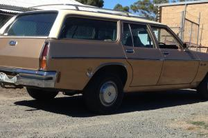 Holden 1978 HZ Vacationer Wagon in Sebastopol, VIC