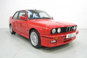 A Tremendous BMW E30 M3 with Just 64,443 Miles and UK BMW Dealer Supplied