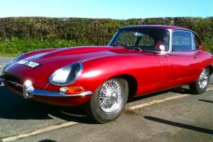 Jaguar E Type 1966 Series 1 Photo