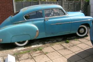 1950 Chevrolet fleetline deuxe 2 door coupe