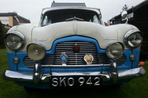 Ford Zephyr six Mk 1 Tax and Mot exempt