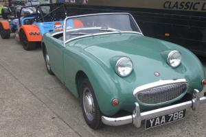 Austin Healey - Frogeye - Massive spend and work - be hard to find better ?