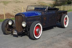 1932 Ford Roadster Pickup, Hot Rod, Rat Rod, Volksrod, VW Beetle,kitcar, replica