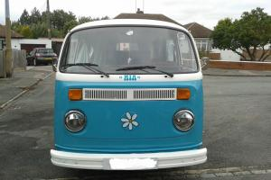 Tax Exempt Left Hand Drive VW Camper Bay Type 2