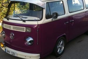 VW T2 Bay Camper van