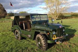 Austin Champ military vehicle mod army